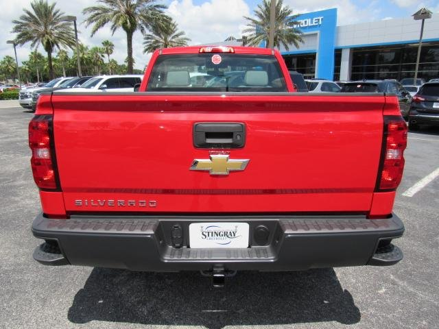 2018 Silverado 1500 Regular Cab 4x2,  Pickup #JZ115866 - photo 4