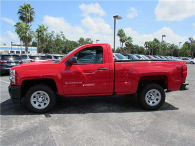 2018 Silverado 1500 Regular Cab 4x2,  Pickup #JZ115866 - photo 3