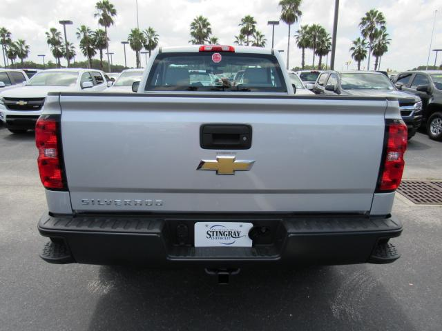 2018 Silverado 1500 Regular Cab,  Pickup #JZ126585 - photo 4