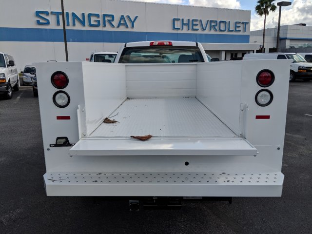 2018 Silverado 2500 Regular Cab 4x2,  Knapheide Service Body #JZ167707 - photo 12