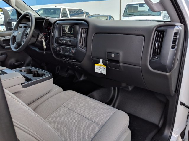 2018 Silverado 2500 Regular Cab 4x2,  Knapheide Service Body #JZ167707 - photo 15
