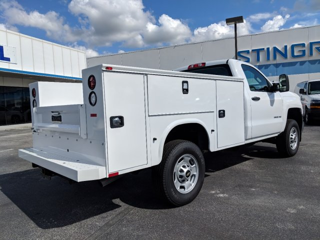2018 Silverado 2500 Regular Cab 4x2,  Knapheide Service Body #JZ167707 - photo 2
