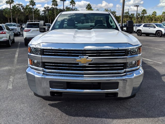 2018 Silverado 2500 Regular Cab 4x2,  Knapheide Service Body #JZ167707 - photo 8