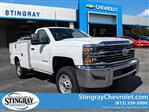 2018 Silverado 2500 Regular Cab 4x2,  Knapheide Service Body #JZ167707 - photo 1
