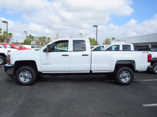 2018 Silverado 2500 Double Cab 4x4,  Pickup #JZ235093 - photo 3