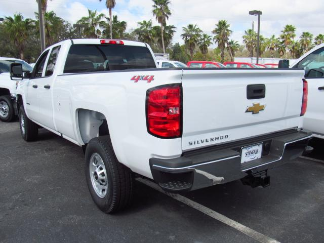 2018 Silverado 2500 Double Cab 4x4,  Pickup #JZ235093 - photo 2