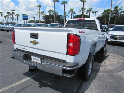 2018 Silverado 2500 Regular Cab 4x4,  Pickup #JZ242866 - photo 5
