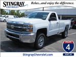 2018 Silverado 2500 Regular Cab 4x4,  Pickup #JZ242866 - photo 1