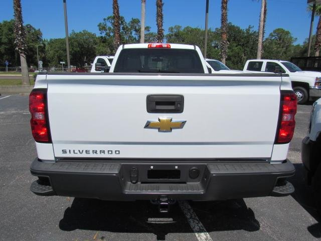 2018 Silverado 1500 Regular Cab 4x4,  Pickup #JZ245304 - photo 4