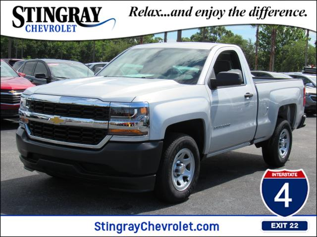 2018 Silverado 1500 Regular Cab,  Pickup #JZ273739 - photo 1