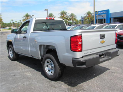 2018 Silverado 1500 Regular Cab,  Pickup #JZ273739 - photo 2
