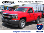 2018 Silverado 1500 Regular Cab,  Pickup #JZ277202 - photo 1