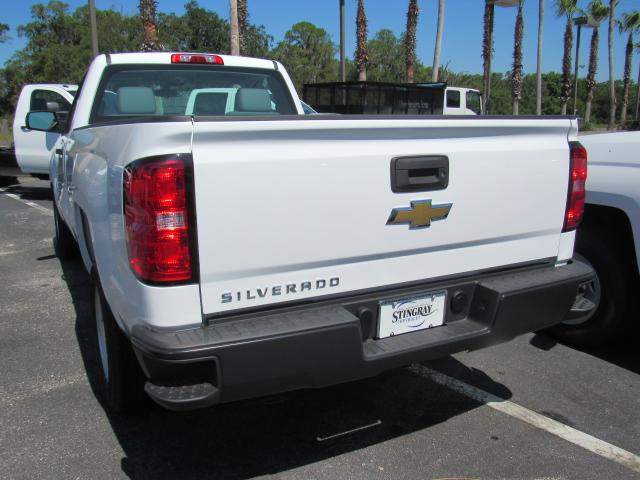 2018 Silverado 1500 Regular Cab,  Pickup #JZ306567 - photo 2
