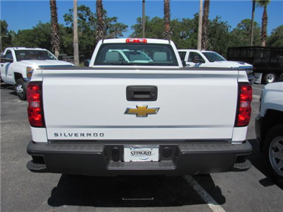 2018 Silverado 1500 Regular Cab,  Pickup #JZ306567 - photo 4