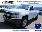 2018 Silverado 1500 Regular Cab,  Pickup #JZ306567 - photo 1