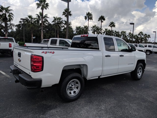 2019 Silverado 1500 Double Cab 4x4,  Pickup #K1118732 - photo 2