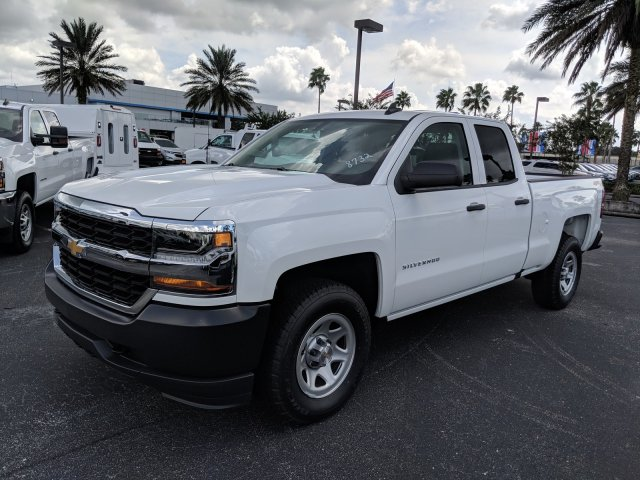2019 Silverado 1500 Double Cab 4x4,  Pickup #K1118732 - photo 7