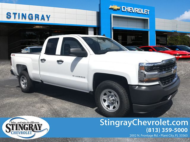2019 Silverado 1500 Double Cab 4x4,  Pickup #K1119278 - photo 3