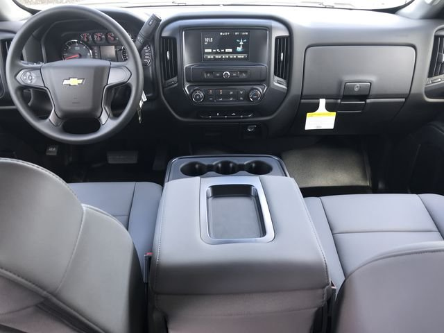 2019 Silverado 1500 Double Cab 4x4,  Pickup #K1119278 - photo 14