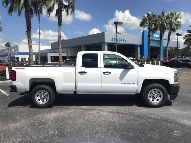 2019 Silverado 1500 Double Cab 4x4,  Pickup #K1119278 - photo 4
