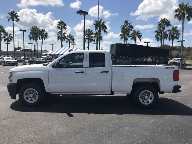 2019 Silverado 1500 Double Cab 4x4,  Pickup #K1119278 - photo 7