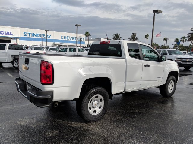2019 Colorado Extended Cab 4x2,  Pickup #K1120706 - photo 2