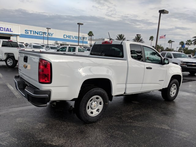 2019 Colorado Extended Cab 4x2,  Pickup #K1121150 - photo 2