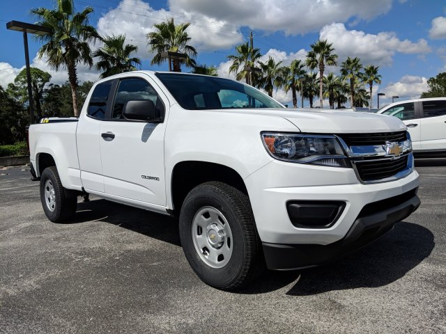2019 Colorado Extended Cab 4x2,  Pickup #K1132891 - photo 4
