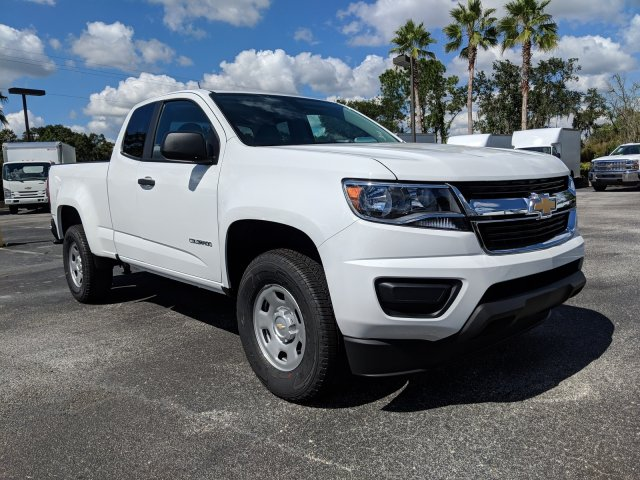 2019 Colorado Extended Cab 4x2,  Pickup #K1133110 - photo 4