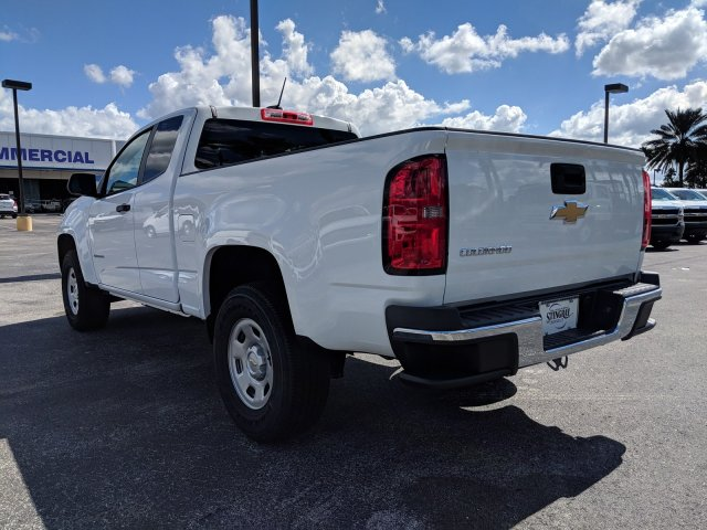 2019 Colorado Extended Cab 4x2,  Pickup #K1133496 - photo 2