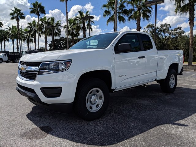 2019 Colorado Extended Cab 4x2,  Pickup #K1133496 - photo 1