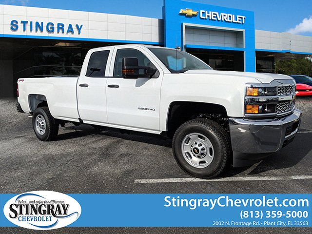 2019 Silverado 2500 Double Cab 4x4,  Pickup #K1148699 - photo 1