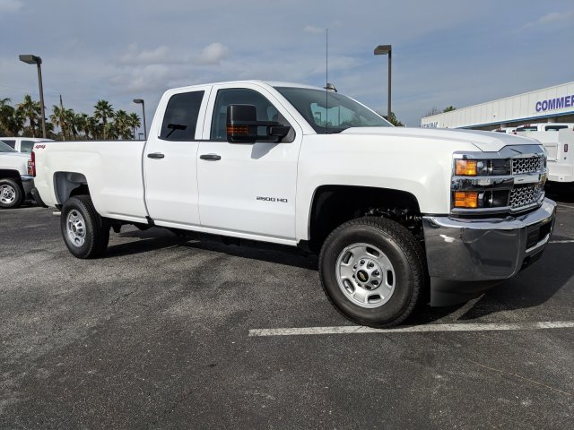 2019 Silverado 2500 Double Cab 4x4,  Pickup #K1148699 - photo 4