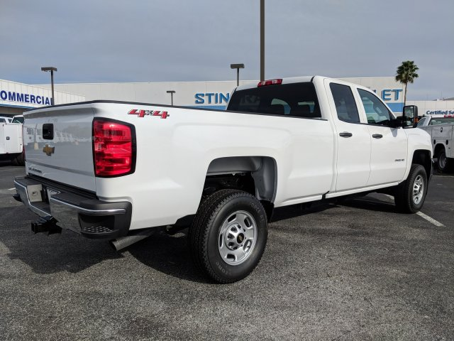 2019 Silverado 2500 Double Cab 4x4,  Pickup #K1148699 - photo 2