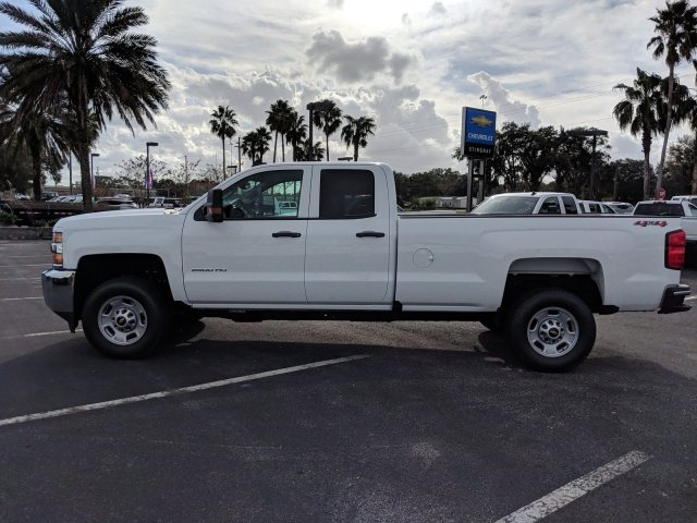 2019 Silverado 2500 Double Cab 4x4,  Pickup #K1148699 - photo 7