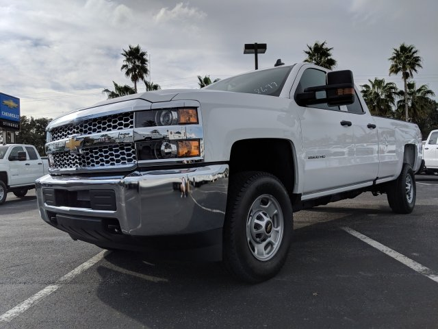 2019 Silverado 2500 Double Cab 4x4,  Pickup #K1148699 - photo 8