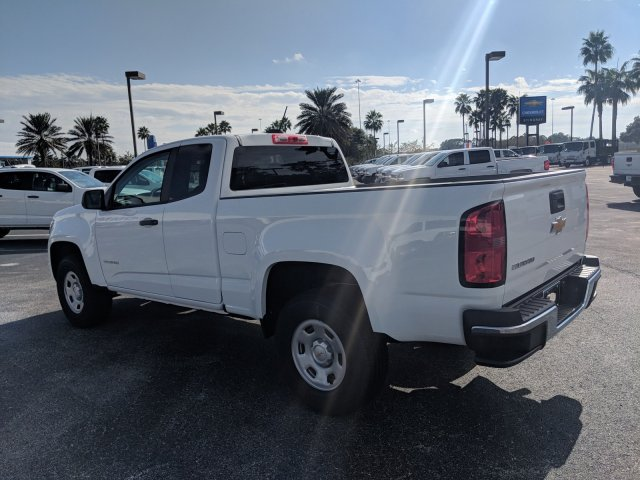 2019 Colorado Extended Cab 4x2,  Pickup #K1163785 - photo 6