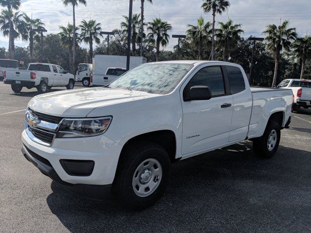 2019 Colorado Extended Cab 4x2,  Pickup #K1163785 - photo 7