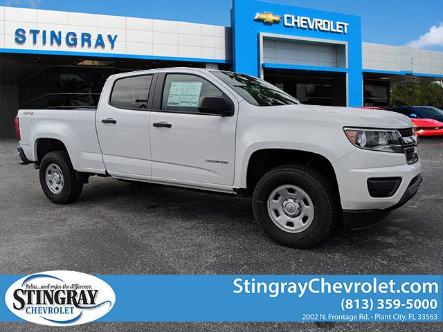 2019 Colorado Crew Cab 4x4,  Pickup #K1193396 - photo 1