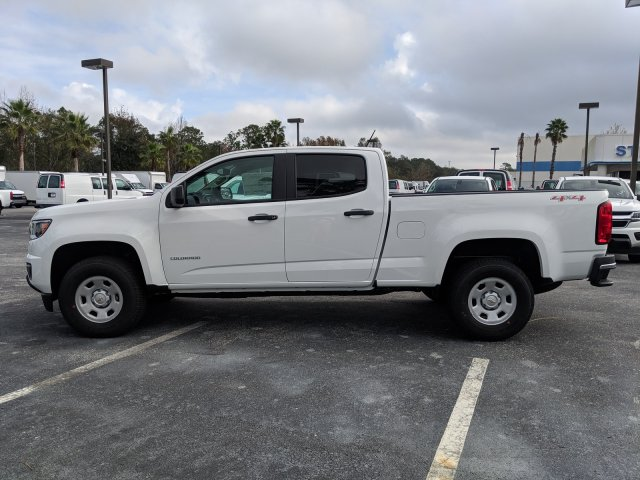 2019 Colorado Crew Cab 4x4,  Pickup #K1193396 - photo 8