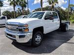 2019 Silverado 3500 Crew Cab DRW 4x2,  Platform Body #KF116313 - photo 1