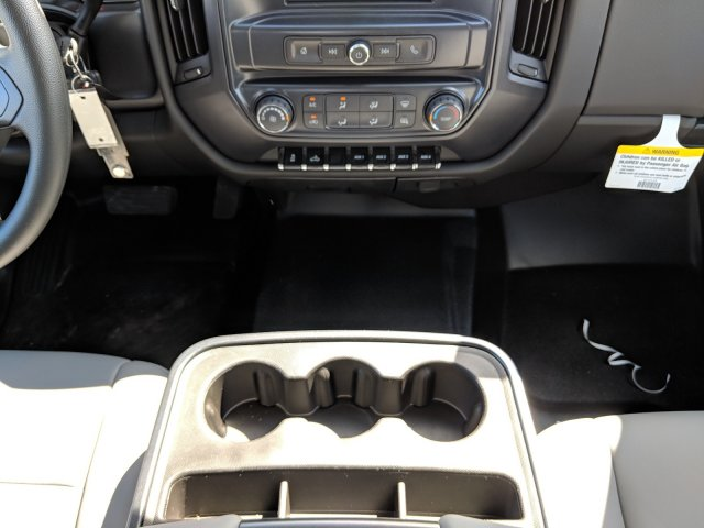 2019 Silverado 3500 Crew Cab DRW 4x2,  Platform Body #KF116642 - photo 18
