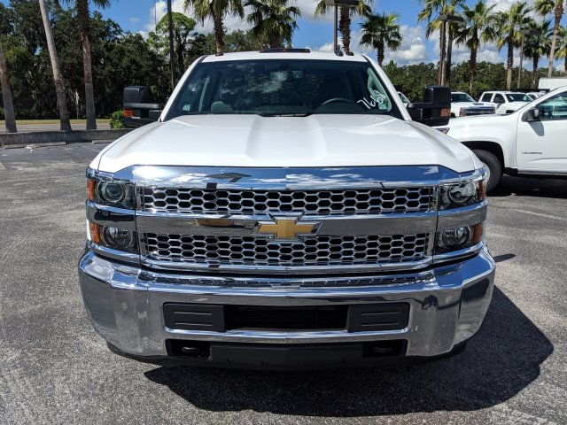 2019 Silverado 3500 Crew Cab DRW 4x2,  Platform Body #KF117668 - photo 8