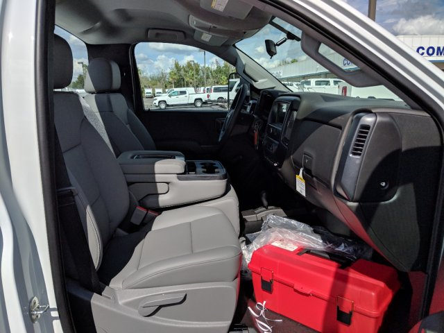 2019 Silverado 3500 Regular Cab DRW 4x4,  Knapheide Service Body #KF120400 - photo 16