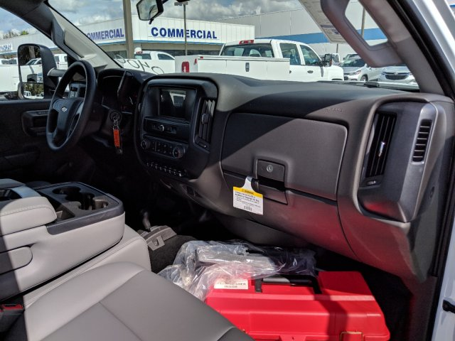 2019 Silverado 3500 Regular Cab DRW 4x4,  Knapheide Service Body #KF120400 - photo 17