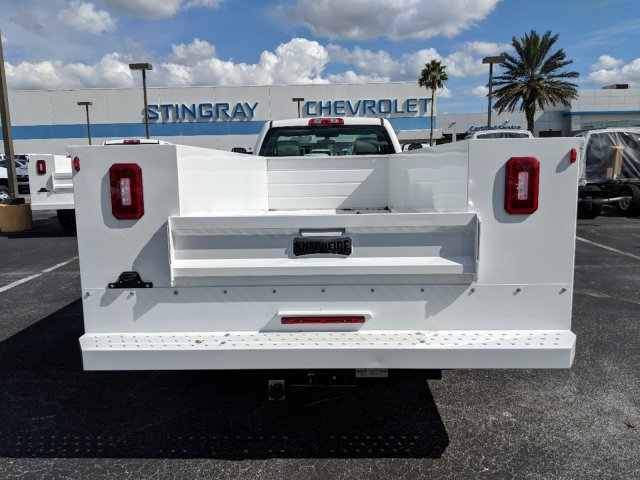 2019 Silverado 3500 Regular Cab DRW 4x4,  Knapheide Service Body #KF120400 - photo 5