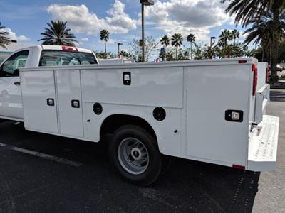 2019 Silverado 3500 Regular Cab DRW 4x4,  Knapheide Standard Service Body #KF120400 - photo 14
