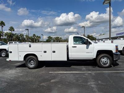 2019 Silverado 3500 Regular Cab DRW 4x4,  Knapheide Standard Service Body #KF120400 - photo 3