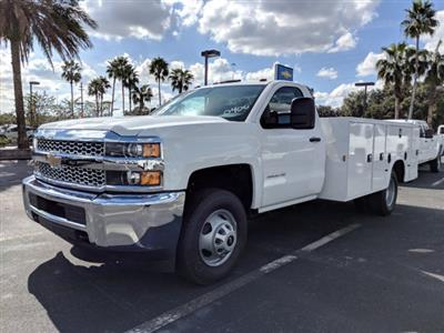 2019 Silverado 3500 Regular Cab DRW 4x4,  Knapheide Standard Service Body #KF120400 - photo 7