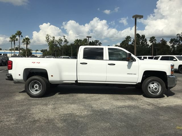 2019 Silverado 3500 Crew Cab 4x4,  Pickup #KF129503 - photo 3